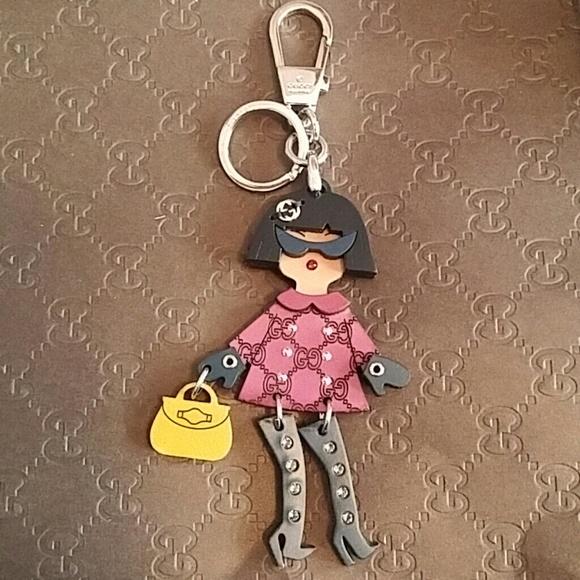b751540f4f4 Gucci Lady Bag Charm or Keyring NWT